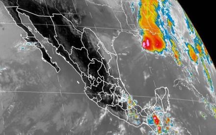 Lluvias y vientos fuertes para Nuevo León