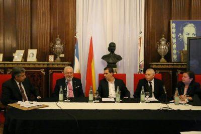 Seminario Internacional de Modernización e Institucionalidad en el Poder Legislativo