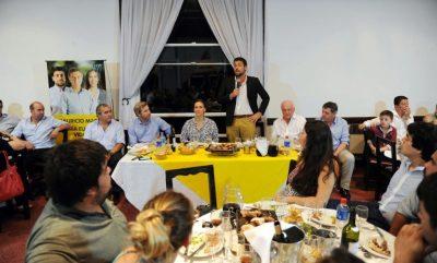 Michetti, De Angeli, Frigerio y Niembro