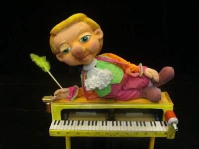"""Música Maestro!"" del Grupo Kukla, dirigido por Antoaneta Madjarova en el CCC"