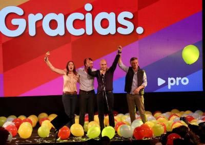Horacio Rodriguez Larreta es el nuevo Jefe de Gobierno Porteño