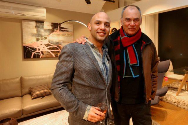 Charla con el arquitecto Diego Montero en BoConcept & Arte y Diseño