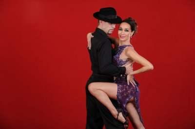 Mora Godoy se despide de Bailando Tango del Teatro Astral antes de su gira nacional