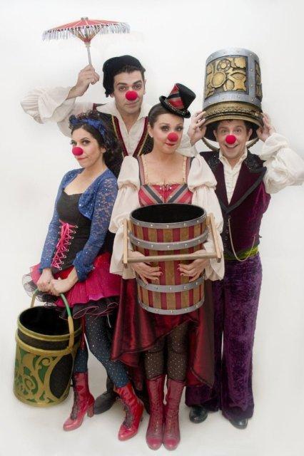 4° Festival de teatro infantil Hugo Midón en el @ECuNHi