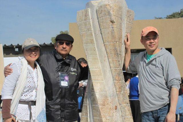 Ganadores de la Bienal Internacional de Escultura del Chaco 2016