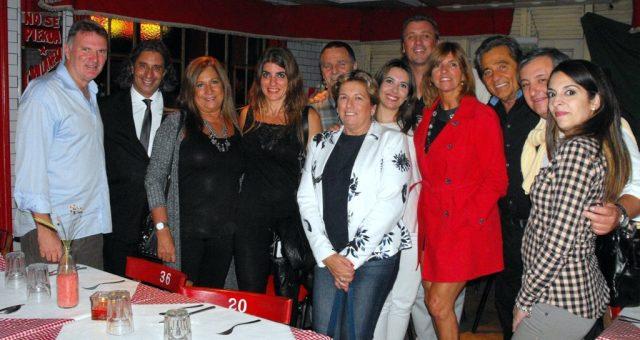 Lido González Noguera es el anfitrión de los jueves San Remo Restaurante