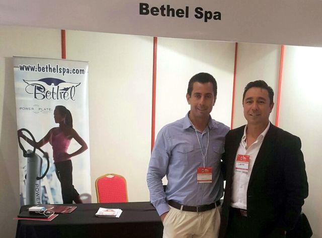 Bethel Spa participa de la Feria de Franquicias y Negocios del Paraguay donde estrena un nuevo spa en la ciudad de Asunción