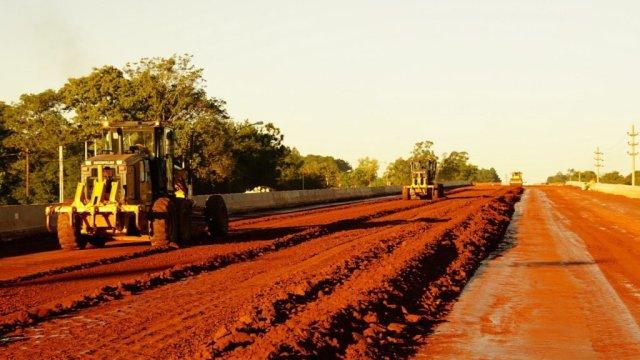 Avanza construcción de autopista para unir Posadas y Santa Ana en Misiones