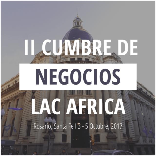 Encuentro de empresarios de América Latina, el Caribe y África en Rosario