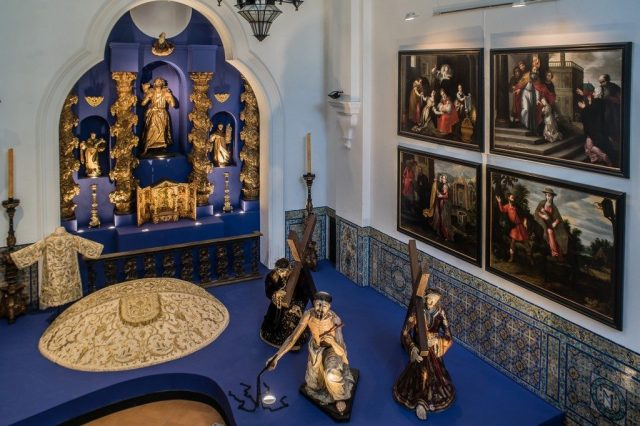 El Museo de Arte Hispanoamericano reabrió nuevas salas dedicadas al período colonial