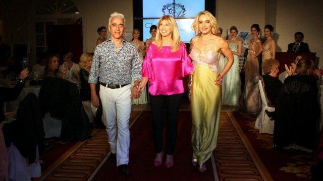 #FashionDay2017 by @barragan_maison con @AndreaGhidone a beneficio de YWCA en el @PanamericanoArg