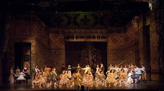 Se verá en vivo desde la pantalla gigante de Plaza Vaticano la primera función del clásico ballet navideño El Cascanueces