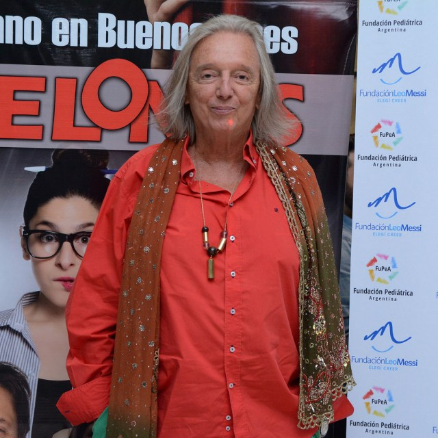 Pepe Cibrian Campoy y muchos famosos dieron su apoyo a la fundación pediátrica argentina