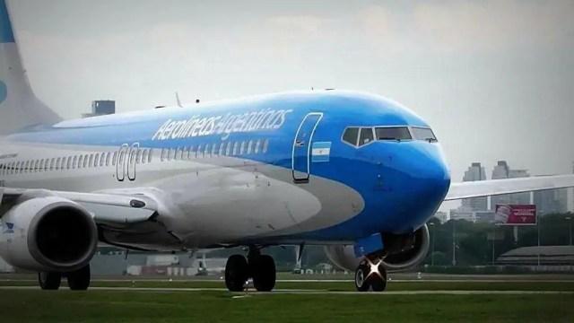 En enero y febrero hubo récord en cantidad de pasajeros de aviones