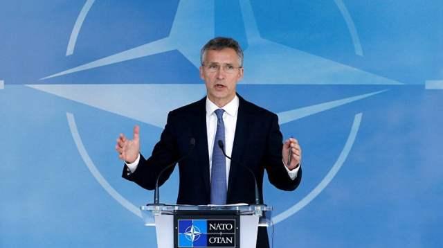 "La OTAN dice que el ataque a Siria fue ""un mensaje a Rusia e Irán"""