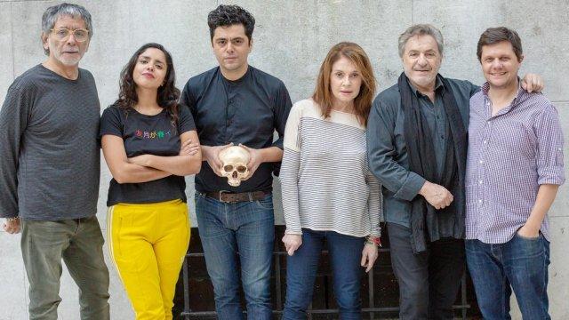 Hamlet llega a la calle Corrientes