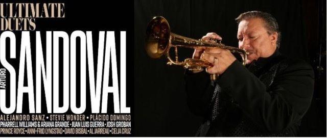 """Arturo Sandoval, El Ganador de 10 Premios Grammy e Ícono del Jazz estrena su nuevo álbum """"Ultimate Duets"""""""