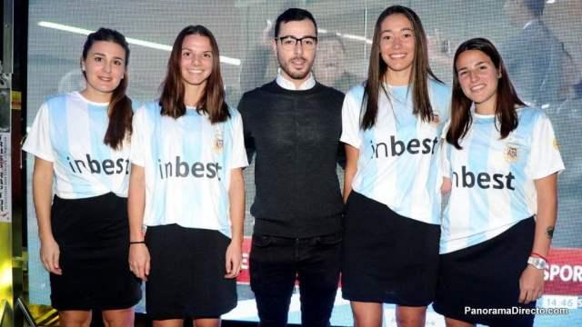 La critpomoneda #Inbest invitó a celebrities y periodistas a ver a la Argentina