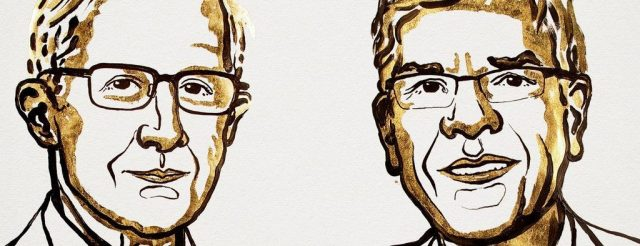 Paul M. Romer y Willian D. Nordhaus
