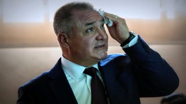 """""""El Rey"""" acusa a un exsecretario de Seguridad Pública de México de aceptar sobornos"""