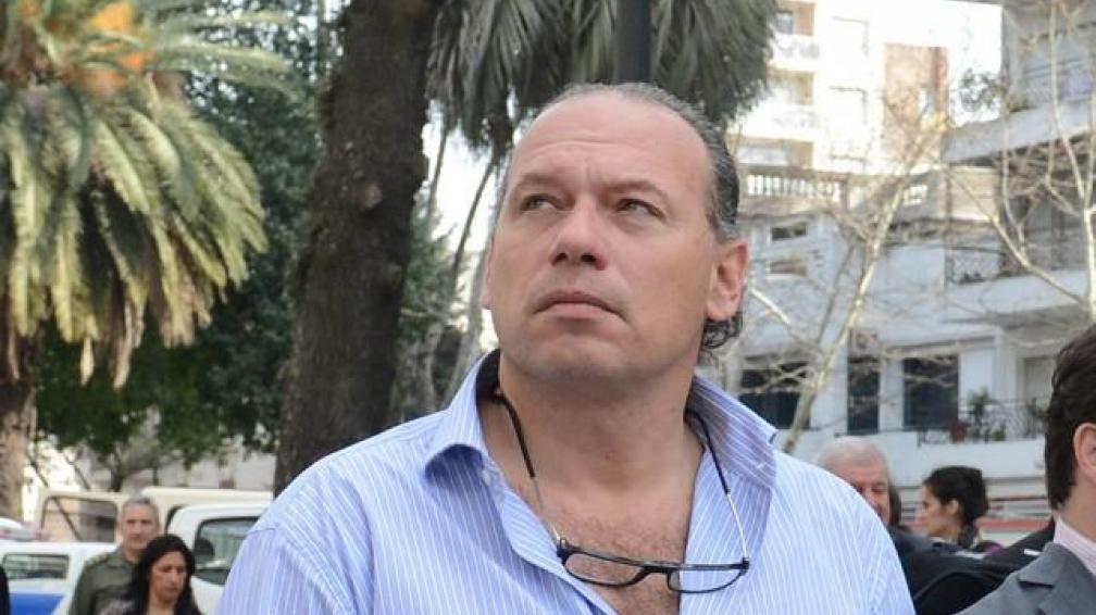 Sergio Berni: «Es hora de recomponer el salario policial, que estaba muy caído»