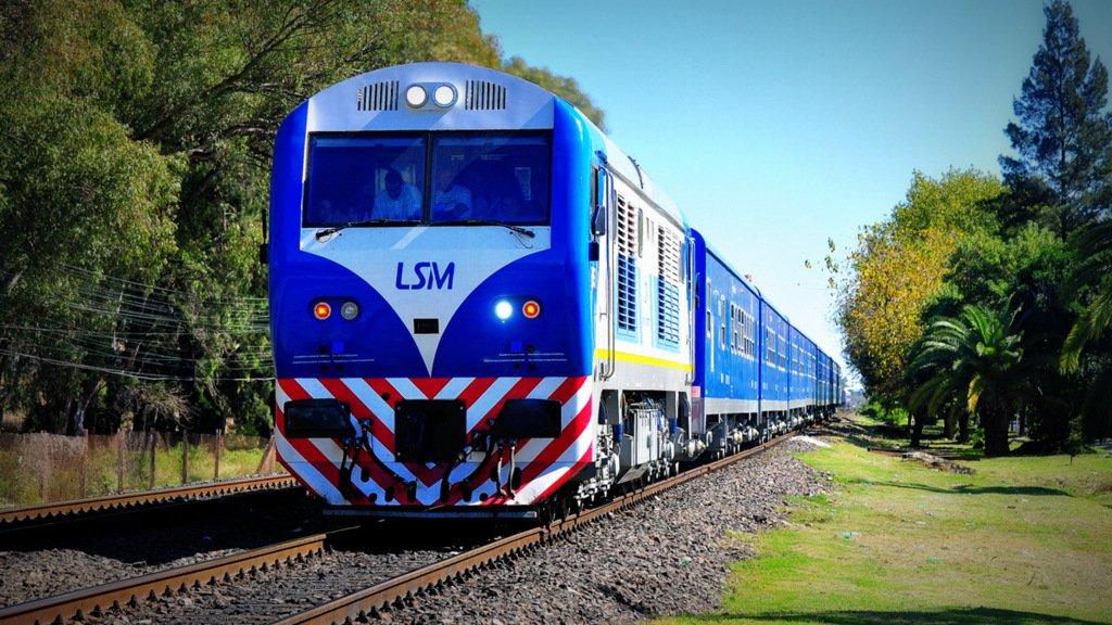 Ya puede bajarse la app Reservá tu Tren para viajar desde el lunes 20 en la Línea San Martín