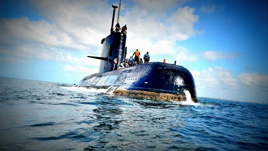 Avanza ley para homenajear y recordar a los tripulantes del Ara San Juan