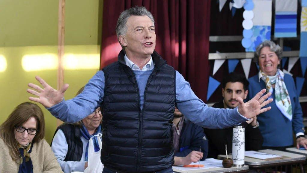Macri dice que las primarias de hoy definirán los próximos 30 años de Argentina