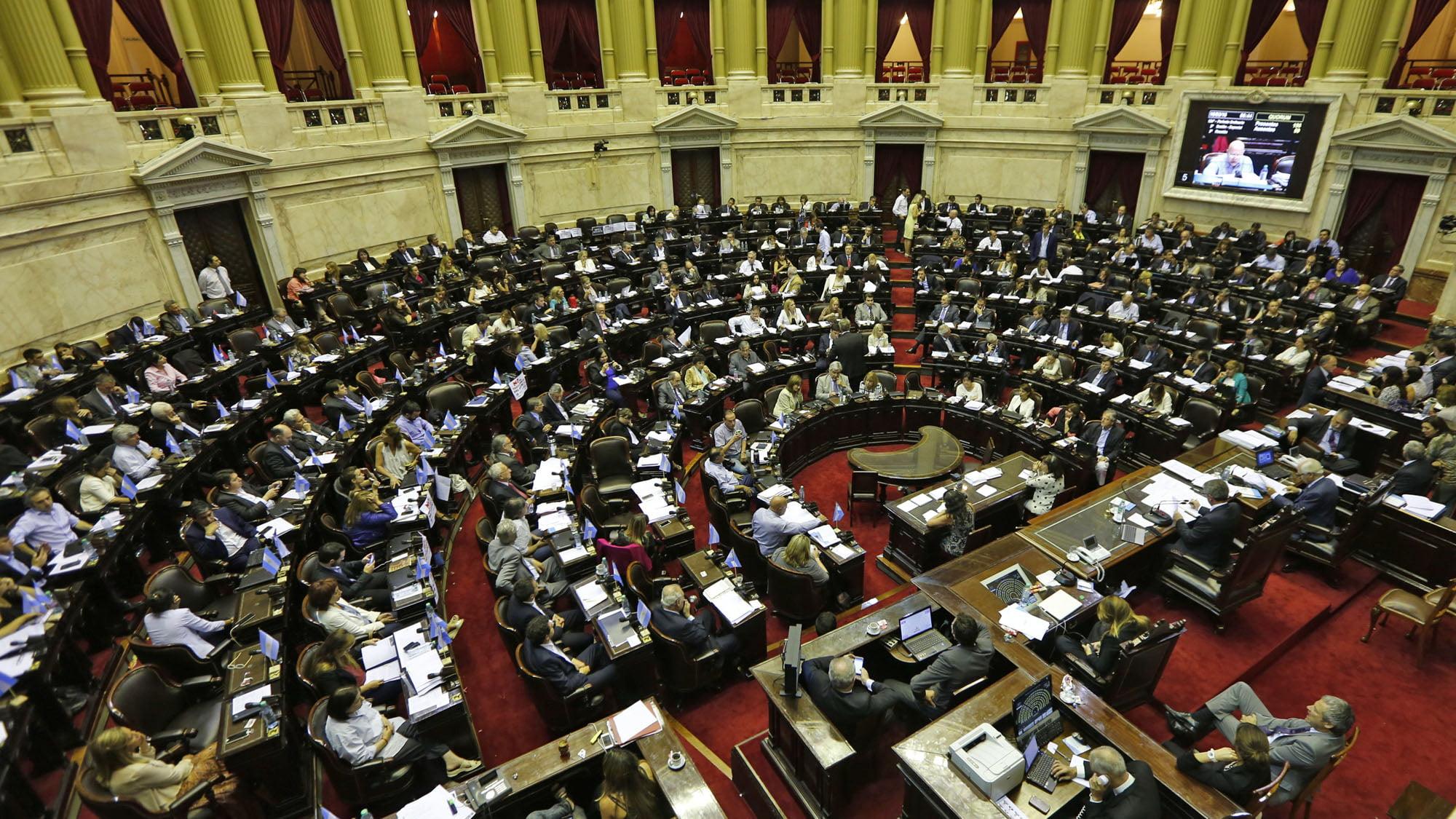 Diputados opositores impulsarán una sesión especial para tratar la emergencia alimentaria