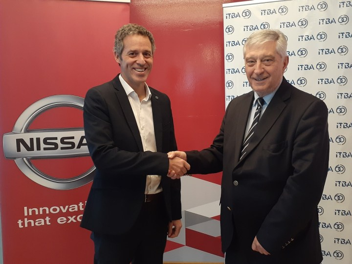Nissan y el ITBA se unen en beneficio de la electromovilidad en la Argentina