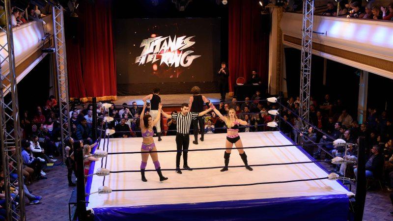 Titanes en el Ring: Vuelven por la Gloria