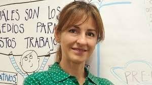 """La ministra Acuña pidió que """"no usen las escuelas para hacer campaña"""""""