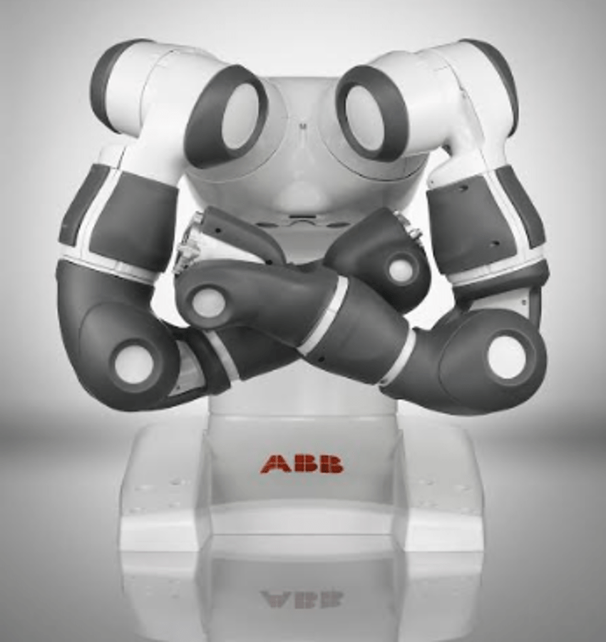 ABB presenta en los Premios INNOVAR a YuMi®, el primer robot colaborativo del mundo