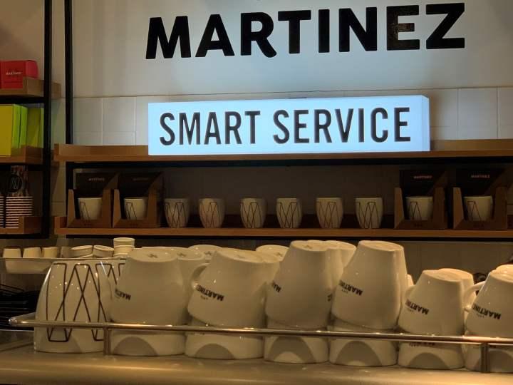 """Café Martínez lanza su propuesta: """"Smart Service"""""""