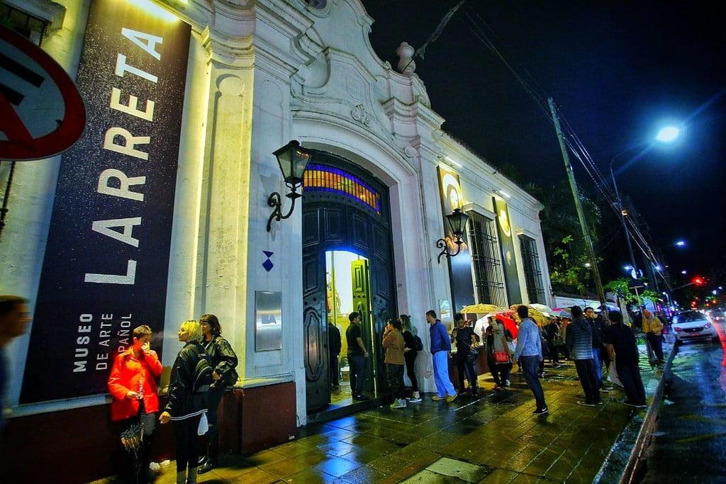 Llega la 16° edición de La Noche de los Museos