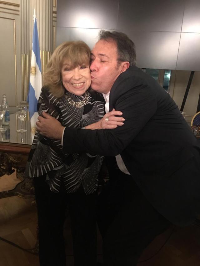 Alejandro Veroutis y Fanny Mandelbaum
