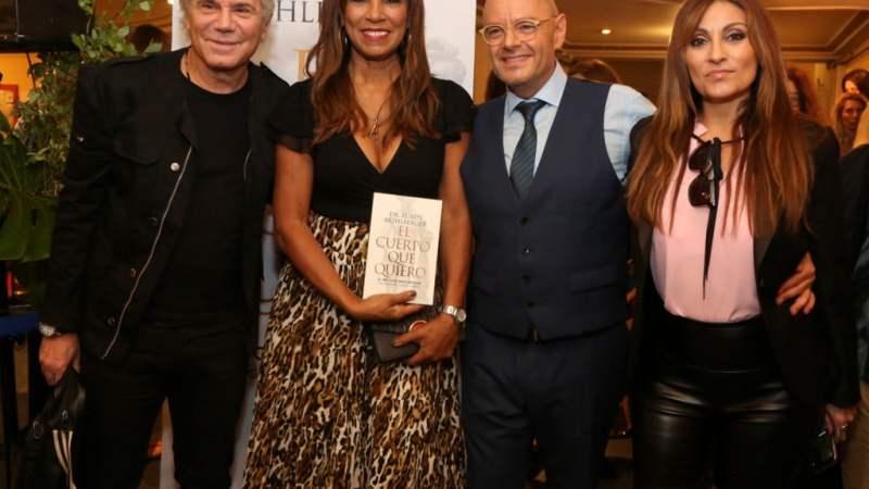 El Dr. Rubén Mühlberger presentó su sexto libro llamado «El Cuerpo Que Quiero» en El Ateneo Grand Splendid