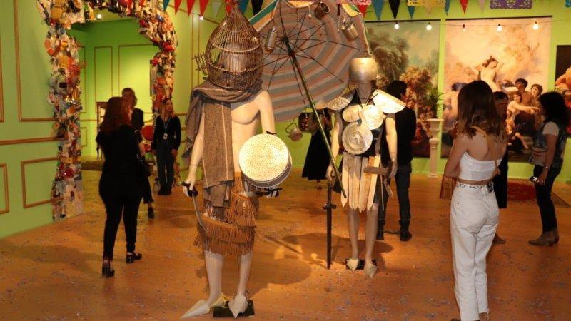 ¿Sentiste hablar de mí? La faraónica obra de Sergio De Loof en el Museo de Arte Moderno de Buenos Aires