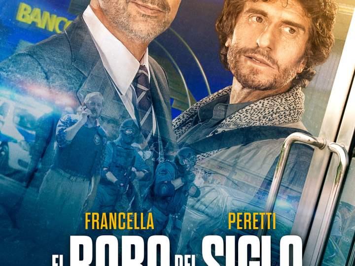 """""""EL ROBO DEL SIGLO"""" de Ariel Winograd con Guillermo Francella y Diego Peretti"""