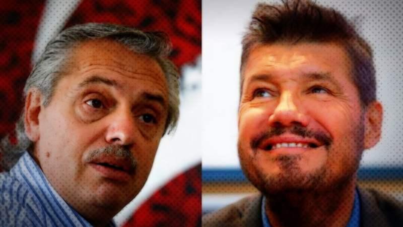 Tinelli dijo que habló con Alberto Fernández para sumarse al «área social» de su gobierno