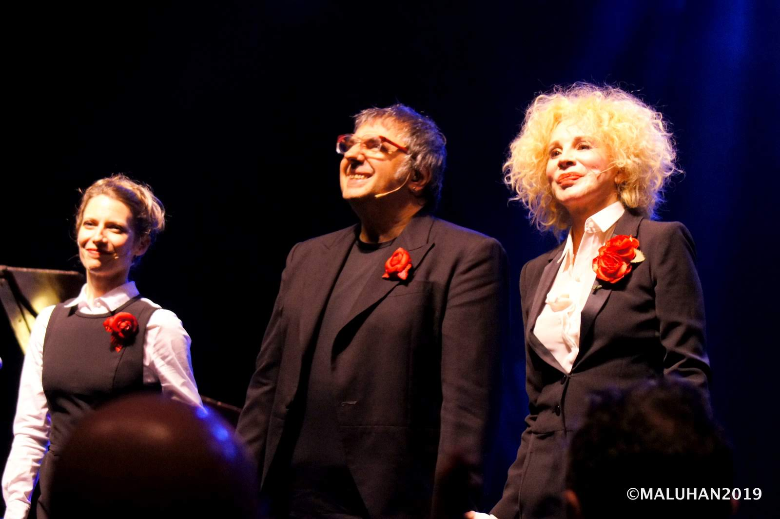 Nacha Guevara, Elena Roger y Lito Vitale vuelven a juntarse en el teatro Ópera Orbis Seguros