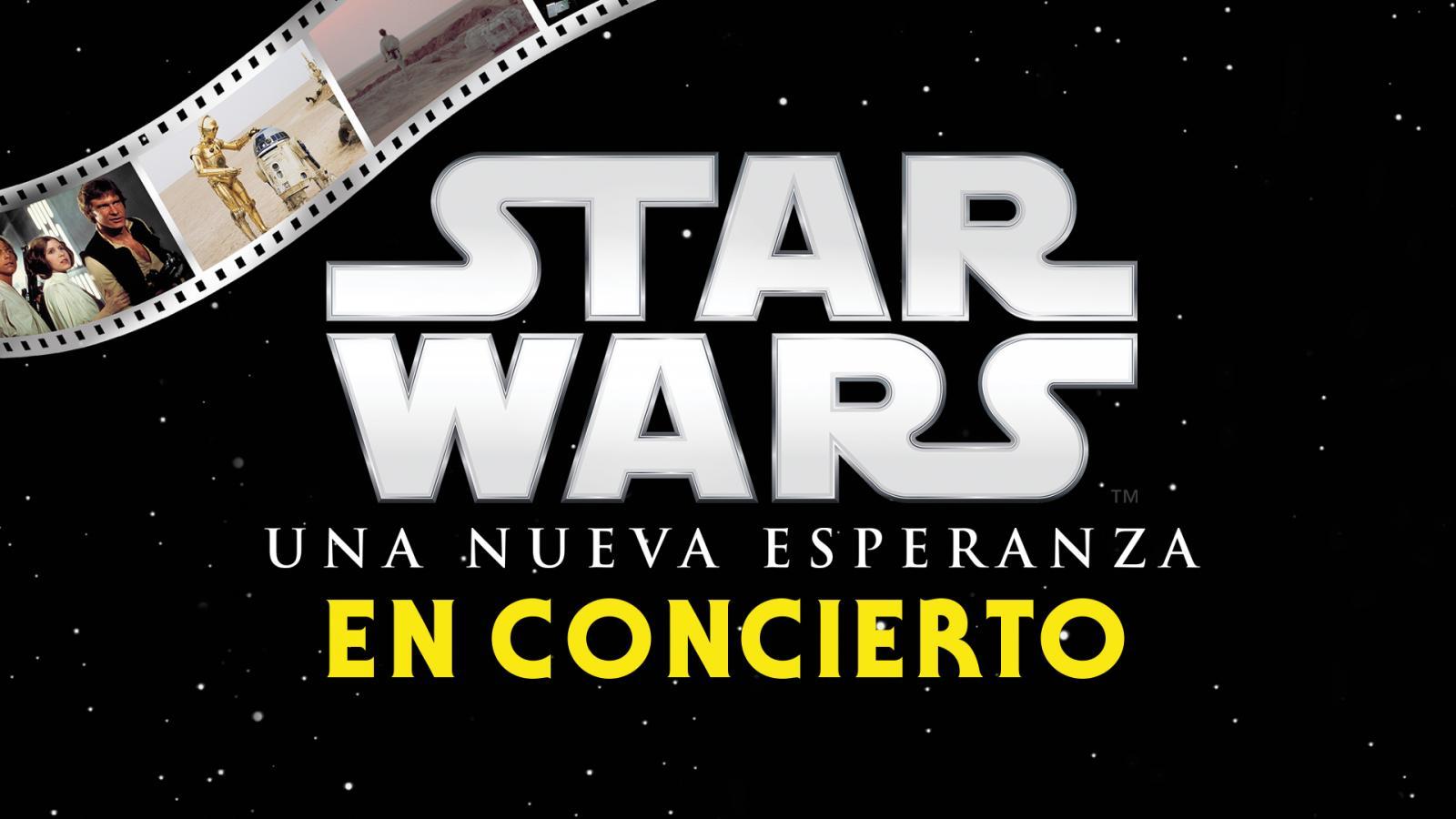 Disney y Teatro Colón presentan Star Wars: Una nueva esperanza en concierto