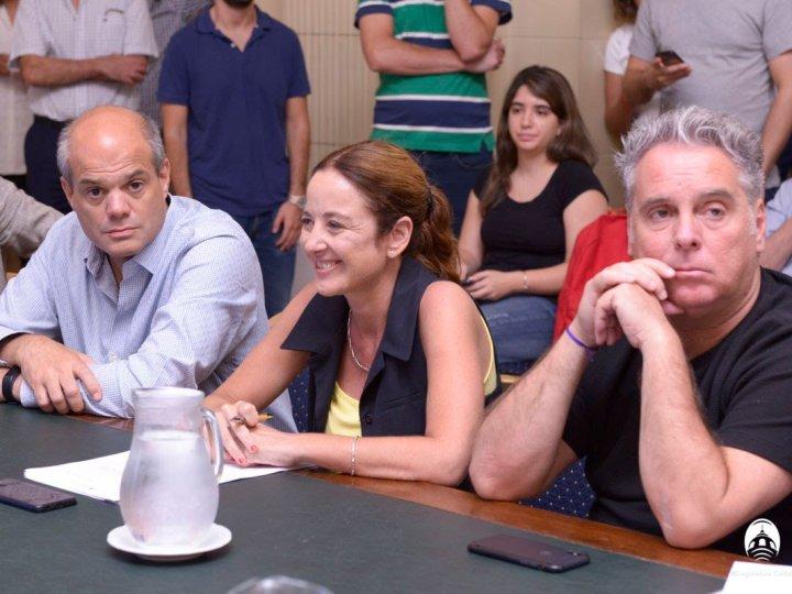 Reunión en la Legislatura por Alquiler Temporario Turístico