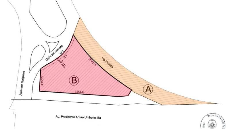 Informan sobre entorno del Triángulo Salguero para despejar dudas planteadas  por los legisladores