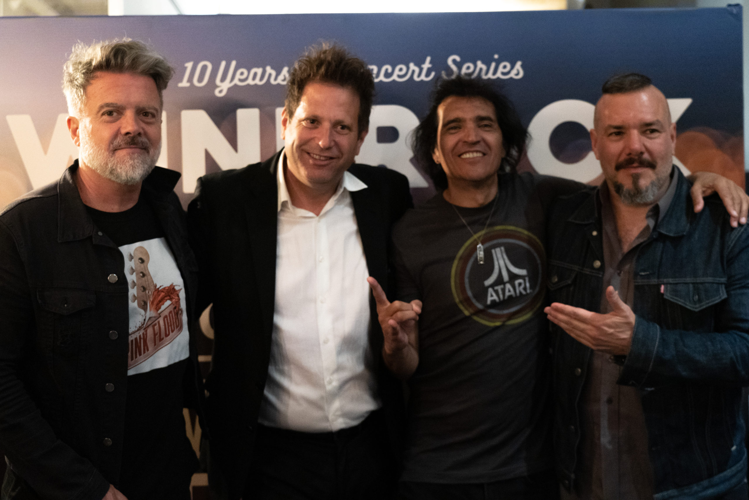 10 Aniversario en abril en Mendoza y Buenos Aires Wine Rock 2020