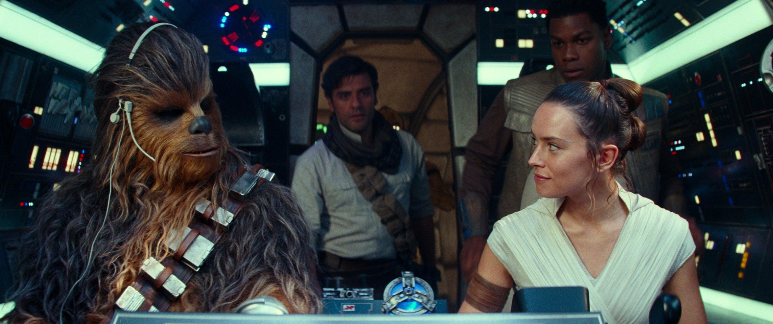 """""""Star Wars, Episodio IX: El ascenso de Skywalker"""": El final de una saga fuerte en sentimientos y acción"""