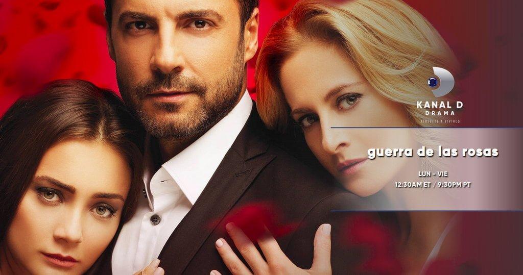 Canal dedicado 24/7 a series turcas tomara por sorpresa al mercado Hispano en Estados Unidos