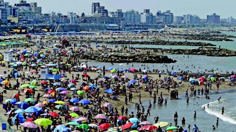 Mar del Plata, Carlos Paz y Villa Gesell: los destinos preferidos para las vacaciones 2020