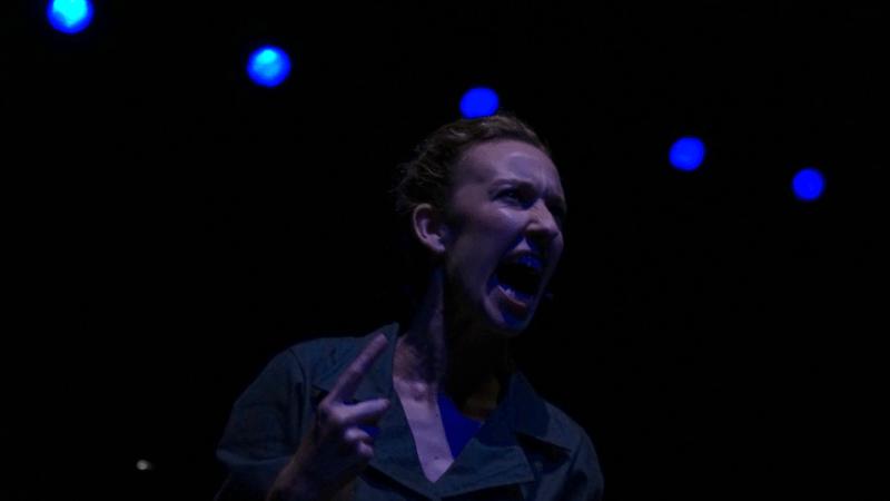 Christiane un bio-musical científico re estreno en el Teatro Picadero