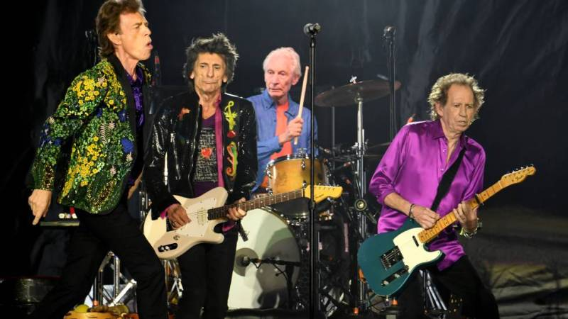 Roban guitarras firmadas por Rolling Stones, McCartney y Springsteen